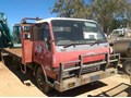 1988 MITSUBISHI CANTER FE Wrecking