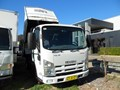 2009 ISUZU NLR200 Factory Tipper