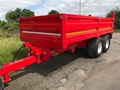 MAC MACHINERY 14 TONNE TIP TRAILER