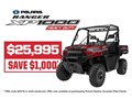2019 POLARIS RANGER XP 1000 HD EPS