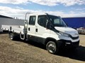 2019 IVECO DAILY 50C17/18 50C 17 Dual Cab with Tray