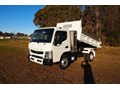 2019 FUSO CANTER 815