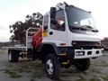 2007 ISUZU FTS750 Long