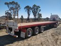 2000 ROADWEST TRANSPORT EQUIPMENT 45FT 3 WAY CONTAINER PINS ROAD TRAIN LEAD