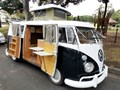 1967 VOLKSWAGEN KOMBI BUS WESTFALIA POP TOP CAMPER