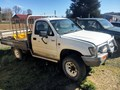 2000 TOYOTA HILUX SINGLE CAB
