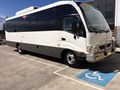 2007 HINO CHIRON RB8 34 SEATER SCHOOL BUS