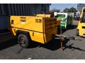 ATLAS COPCO XAS85 TRAILER MOUNTED COMPRESSOR
