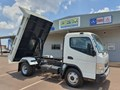 2018 FUSO CANTER 815 WIDE