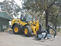JM AGRI TR8 DOUBLE GRAB SUIT WHEEL LOADER WITH OPTIONAL FOOT PEDAL