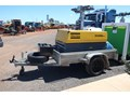 2014 ATLAS COPCO XAS70 KD DIESEL TRAILER MOUNTED AIR COMPRESSOR