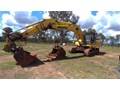 2014 KOMATSU PC300-8 + extra attachments