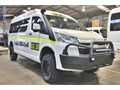 2020 TOYOTA 4X4 CONVERSION KIT OF HIACE COMMUTER (MINE SPEC) 300 Series