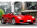 2003 FERRARI 360 Spider Convertible 2dr Man 6sp 3.6i