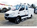 2012 MERCEDES-BENZ SPRINTER 516 CDI 4x4 6 SEATER DUAL CAB SERVICE VEHICLE
