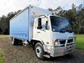 2014 FUSO FIGHTER FM1627