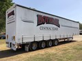 2015 VAWDREY 48FT DROP DECK QUAD AXLE CURTAINSIDER WITH MEZZ DECKS