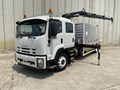 2002 ISUZU FTR900 LONG