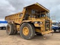 1993 CATERPILLAR 773B DUMP TRUCK (ALSO AVAILABLE FOR HIRE)