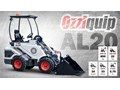 OZZIQUIP AL20 ARTICULATED LOADER WITH TELESCOPIC BOOM