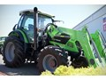 DEUTZ-FAHR AGROTRON 6155G POWERVISION 40 KPH VARIABLE