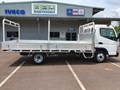 2019 FUSO CANTER 515 WIDE READY TO WORK