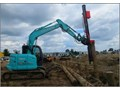 FENCE-PRO UNKNOWN XPD500 Pile Driver