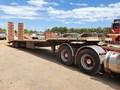 1997 CUSTOM DROP DECK TRAILER