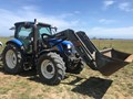 2014 NEW HOLLAND T6050 PLUS