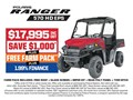 2019 POLARIS RANGER 570 HD EPS