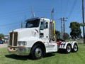 2008 KENWORTH T408 DAY CAB