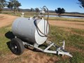 DIESEL TANK ON TRAILER W/PUMP 800 LTR QDAL