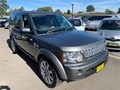 2011 LAND ROVER DISCOVERY 4 Series 4 MY11
