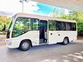 2017 TOYOTA COASTER DELUXE **AUTOMATIC** 21 SEATER