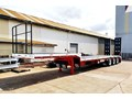 FWR TRI-AXLE DROP DECK TRAILER