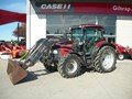 2011 CASE IH MAXXUM 110 XL Bronze