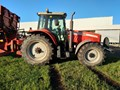 MASSEY FERGUSON 7465 WITH TRAILHAUL