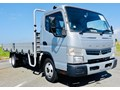 2020 FUSO CANTER 515 Alloy Tray
