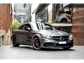 2016 MERCEDES-BENZ C-CLASS C205 C63 AMG S COUPE 2DR SPEEDSHIFT MCT 7SP 4.0TT