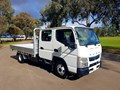 2019 FUSO CANTER 515 CREW CAB +2 YEARS FREE SERVICING 2019 TRUCKS*
