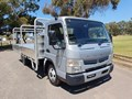 2019 FUSO CANTER 515 WIDE AMT + 2 YEARS FREE SERVICES ON 19 PLATED TRUCKS*