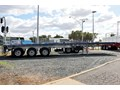 2020 BRUCE ROCK ENGINEERING FLAT TOP SEMI TRAILER