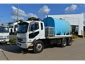 2010 FUSO FIGHTER FN 600 - WATER TRUCK - Tray