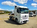 2020 MERCEDES-BENZ ACTROS 2663 106 TONNE RATED PRIME MOVER