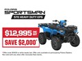 2019 POLARIS SPORTSMAN 570 HD EPS