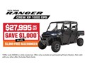 2020 POLARIS RANGER CREW XP 1000 EPS