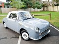 1991 NISSAN FIGARO Coupe Leather Convertible