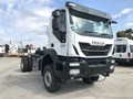 2021 IVECO TRAKKER 4X4 360HP AMT SUITABLE FOR SPREADER