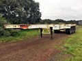 2011 GTE ST3 40 FOOT ROAD TRAIN LEAD SKEL TRAILER