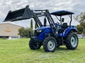 2020 TRIDENT 55HP TRACTOR 4WD WITH FEL 4IN1 BUCKET 554